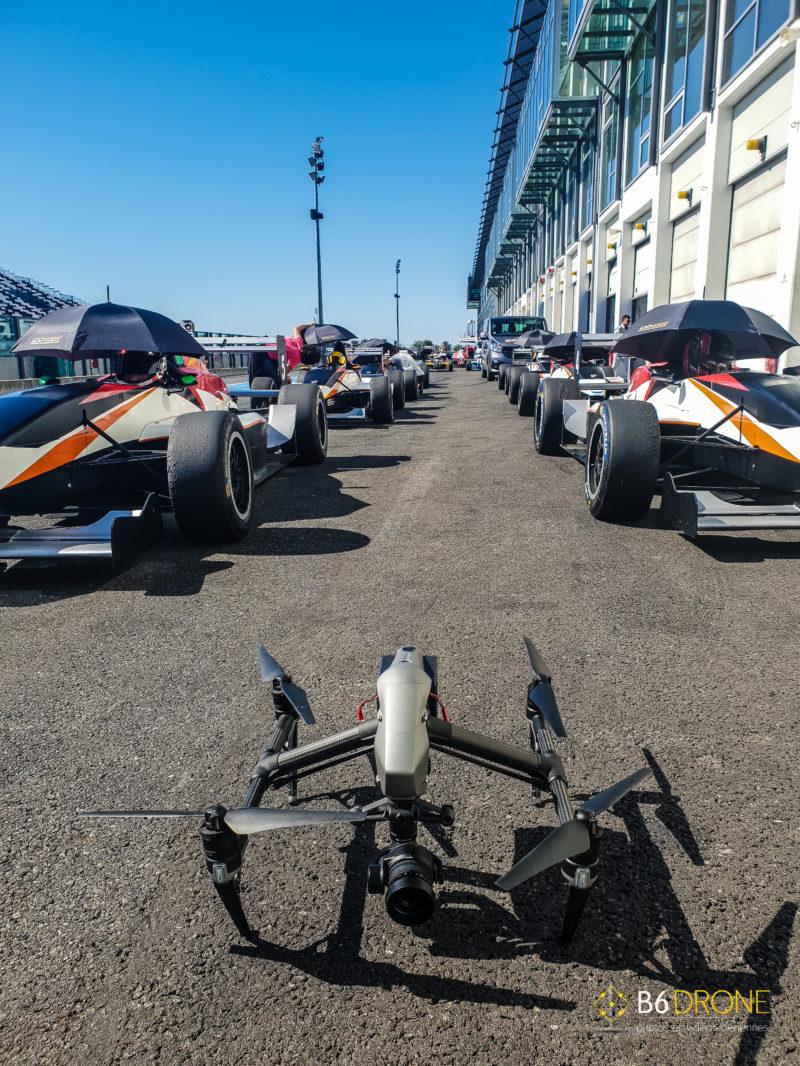 drone-circuit-course-voiture-race